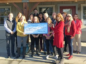 Sequim Community Aid Donation