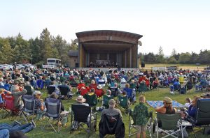 Music in the Park Sequim